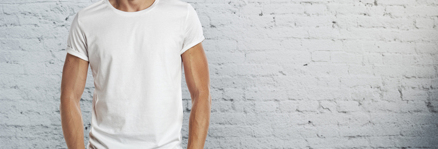 tee-shirt selon sa morphologie