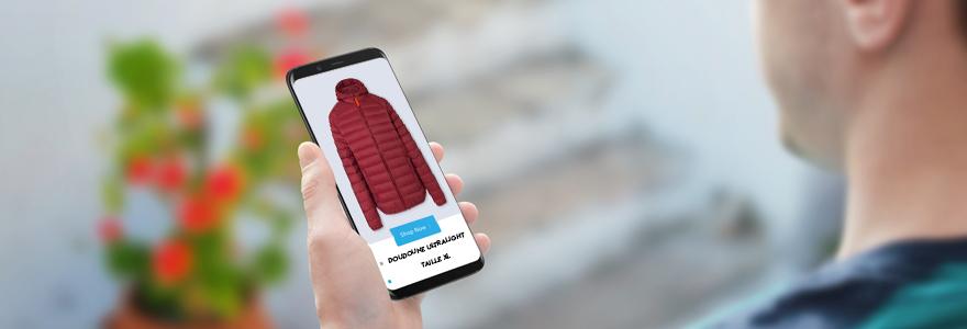 Acheter des doudounes et vestes en ligne